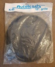 "Autoleads K-45 Universal 15"" Car Audio Subwoofer Grille"