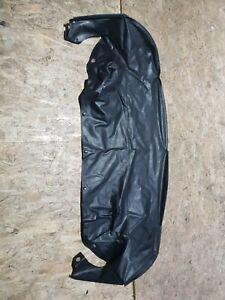 Mazda MX5 MK2/2.5 Tonneau cover. Black
