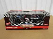 1/18th scale NASCAR Goodwrech #3 Chevy Lumina Ertl Dale Earnhardt Am Muscle