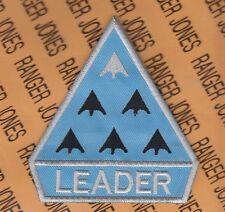 "ROKAF Republic of Korea Air Force Aviation Sqdn LEADER patch 4"""