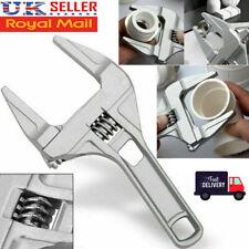 16-68mm Adjustable Large Spanner Wrench Opening Bathroom Nut Key DIY Hand Tool