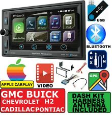 CHEVY-GMC GPS NAVIGATION SYSTEM BLUETOOTH APPLE CARPLAY BLUETOOTH STEREO PKG
