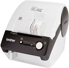 Re listed Brother QL-500 Label Thermal Label Printer