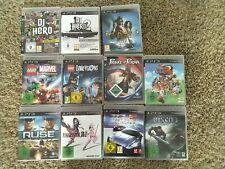 Sammlung Spiele PS3 11 Spiele