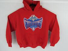 Philadelphia Phillies Mens XL 2008 World Series Champions Hoodie Sweatshirt MLB