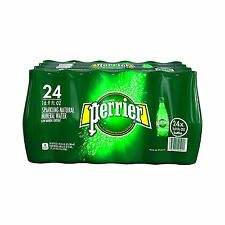 Perrier Sparkling Natural Mineral Water, 16.9 Fl. Oz Pack of 24 - FREE SHIP