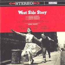 West Side Story Leonard Bernstein Orig Broadway Cast CD Bonus Trks Remaster 1998