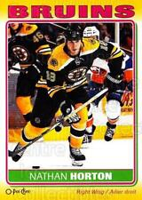 2012-13 O-Pee-Chee Stickers #10 Nathan Horton