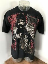 Mens Large TAPOUT KIMBO SLICE Limited Edition MMA Fighting Tee T Shirt