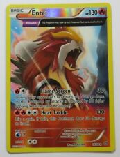 Entei REV HOLO - 15/98 XY Ancient Origins - Rare Pokemon Card