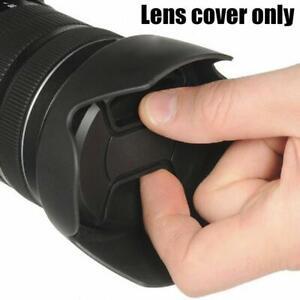 55mm Center Pinch Snap Front Lens Cap Cover for CanonHOT Camera Nikon AU