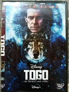 TOGO DVD English Movie Free Shipping