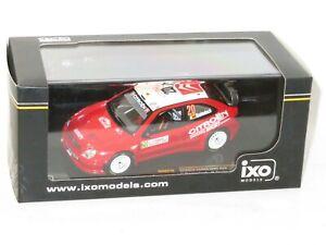1/43 Citroen Xsara WRC   Rally Monte Carlo 2008 #20  C.Rautenbach / D.Senior