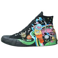 Converse EU 37,5 UK 5 Chucks Einhorn schwarz Limited Edition Chuck Taylor All St
