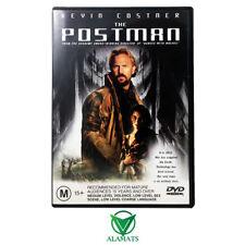 The Postman (DVD) Kevin Costner - Olivia Williams - Adventure Drama - Reg 4 OOP