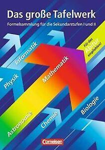 Das große Tafelwerk - Westliche Bundesländer: Mathematik... | Buch | Zustand gut