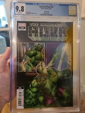 CgC 9.8 Immortal Hulk #35 3rd Printing Variant