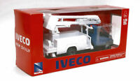 Model Truck Lorry New Ray Iveco Daily vehicles diecast 1:3 6