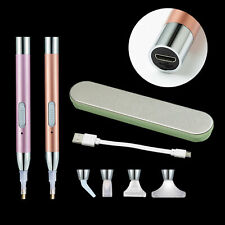 5D Diamond Painting Tools Point Drill Pen With LED Lighting Embroidery Set