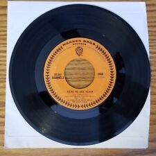 Vintage 45 rpm The Beau Brummels Here We Are Again & Fine With Me  WB 1966 5848