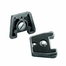"Manfrotto 384PL-14 DOVE TAIL RAPID CONNECT MOUNTING PLATE WITH 1/4"" SCREW"