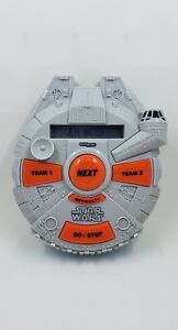 Star Wars Millennium Falcon Catch Phrase Game Challenges Handheld Electronic Toy