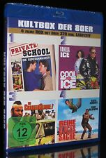 BLU-RAY KULTBOX DER 80ER - PRIVATE SCHOOL + COOL AS ICE + REINE GLÜCKSSACHE *NEU