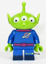 2016 LEGO #71012 Disney Minifigure Series 1 Pizza Planet Alien Minifigure New