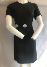 Knee Length Polyester/Elastane Shift Dress Dresses for Women