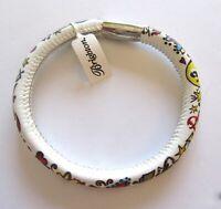 Brighton Woodstock Graffiti Woods  Bracelet- fashion colorful ML magnetic