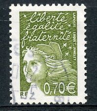 STAMP / TIMBRE FRANCE OBLITERE N° 3571 TYPE MRIANNE