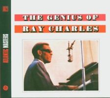 RAY CHARLES - The Genius Of Ray Charles NUEVO CD