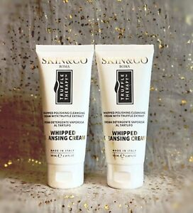 2x~SKIN&CO Roma Truffle Therapy Whipped Cleansing Cream~100ml/3.38oz each~NWOB~