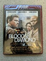 Blood Diamond (HD DVD, 2007) - Region Free - UK - DiCaprio - Connelly - Hounsou
