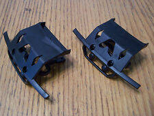 Redcat Racing Blackout XTE Pro Front & Rear Bumper Set Unit Skid Plate RC Truck