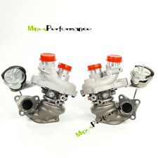 Twin turbo for Ford Transit-150 250 350 Navigator F150 Expedition 0469+0470 3.5L