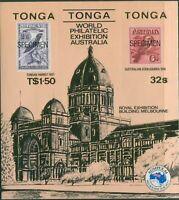 Tonga 1984 SG892 $1.50 Ausipex MS MNH