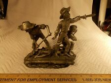 """""""The Pirates"""" by James Pointer Pewter Figurine from Franklin Mint (1976) Nice!"""