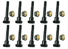 (10) SHEAR PINS & BOLTS fits Honda HS1132 HS50 HS55 HS624 HS70 Push Snowblowers