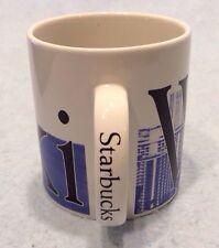 Starbucks City Mug Waikiki Rare 2004 Collector Series Unused Ex Cond