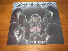 """MYTHOS """"Pain Amplifier"""" LP demilich belial demigod"""