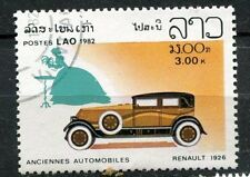 TIMBRE  VOITURE RENAULT 1926