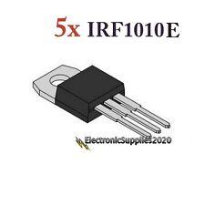 IRF1010 RF1010E 1010E 5 Pieces TO 220, Mosfet, IRF1010E - USA Seller!!