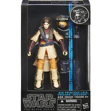STAR WARS Black Series Blue Label 6-Inch 16 Princess Leia Organa Boushh FIGURE