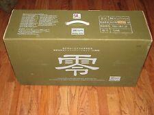 Hasegawa 1/48 A6M Zero Fighter set 15 kits art metal figures 65th Anniversary