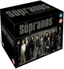 DVD:THE SOPRANOS - COMPLETE BOXSET - NEW Region 2 UK
