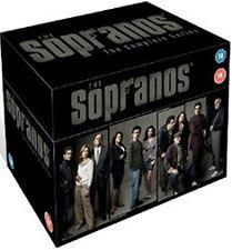 DVD:THE SOPRANOS - COMPLETE BOXSET - NEW Region 2 UK