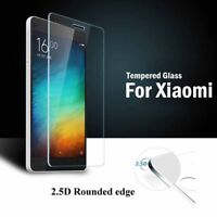 For XiaoMi Redmi Series 3D Tempered Glass Film Screen Protector Case Full Cover