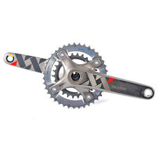 SRAM Truvativ XX 2x10 Carbon MTB Crankset Q166 175mm 39/26T No BB
