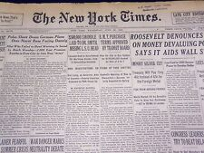 1939 JUNE 28 NEW YORK TIMES - $500,000 SWINDLE LAID TO DR. SMITH L. S. U- NT 484